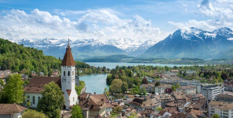 Thun im Kanton Bern