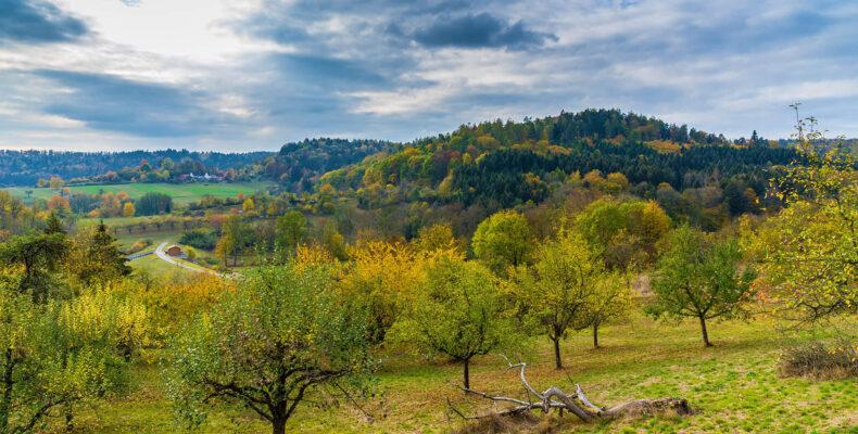 Berglen © Simon Dux Media / Shutterstock.com