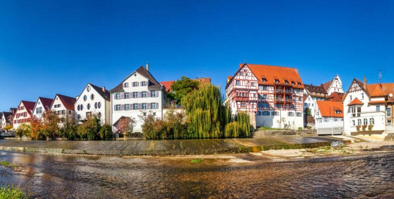 Riedlingen Panorama